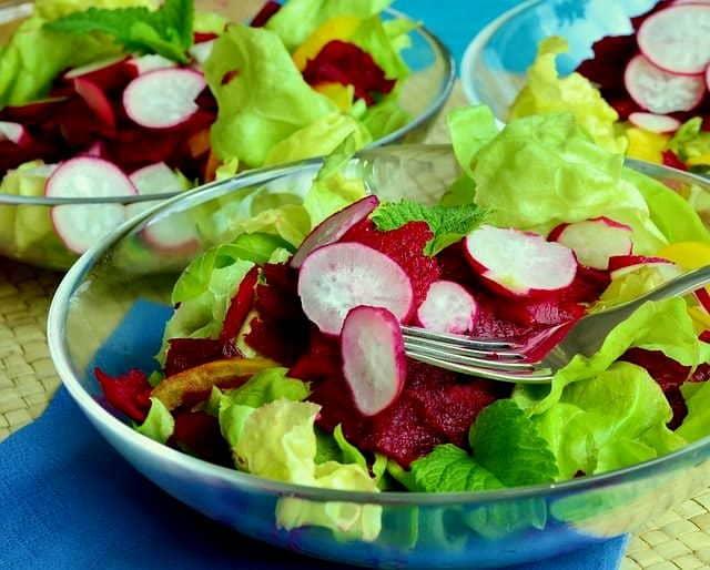 Retek saláta